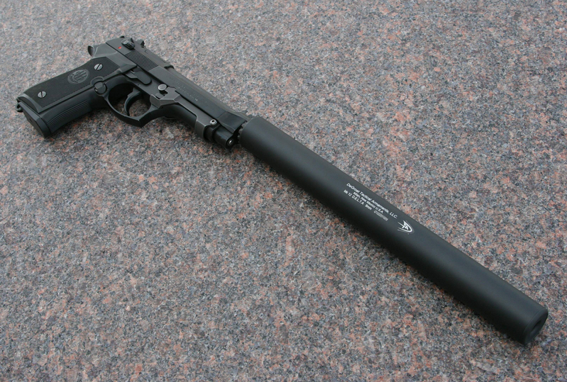 9mm Shootout and Pistol Trials  Silencer Research